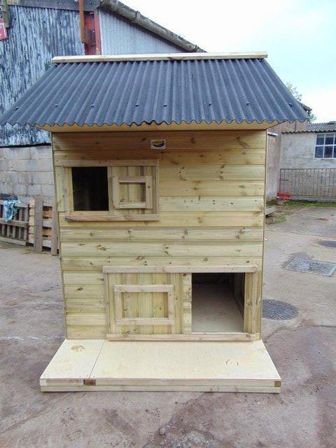 Image 2 of Pygmy Pad - goat house - Wynnes of Dinmore