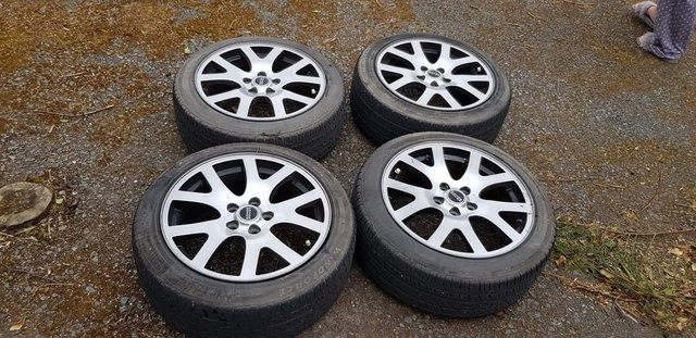 Preview of the first image of Range Rover Wheels.