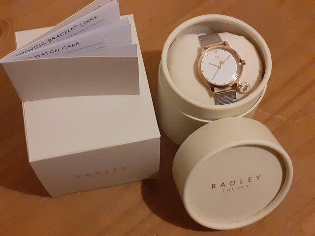 Preview of the first image of RADLEY WATCH.