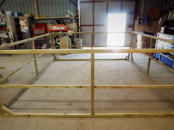 Preview of the first image of Livestock/sheep/goat Hurdles.