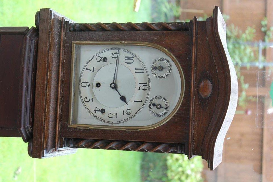 Chiming Clock Second Hand Clocks Buy And Sell Preloved