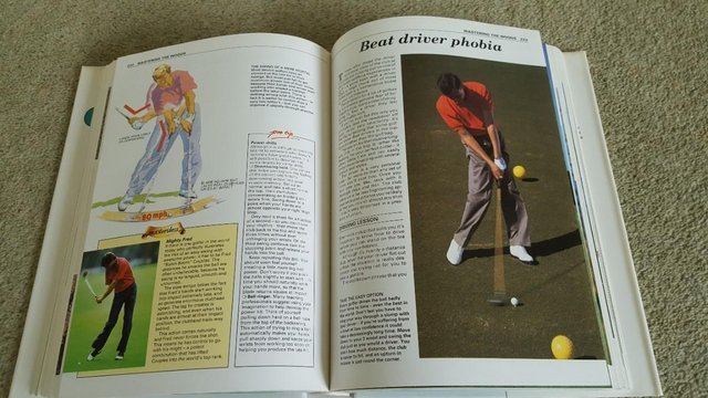 Image 3 of The Complete Book of Golf Techniques by Paul Foston