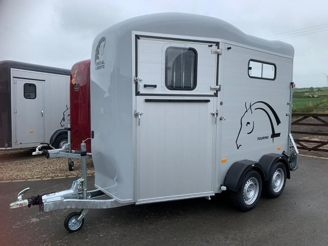 Preview of the first image of Cheval Liberte trailers serviced and repaired.