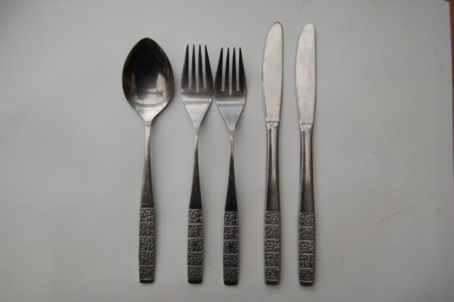 Image 4 of Viners Mosaic & Penthouse Suite Cutlery, at £2 Each