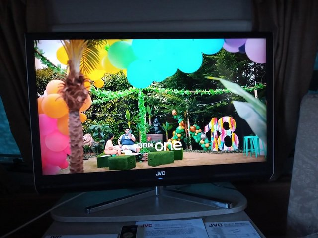 """Image 2 of JVC 39"""" Television"""