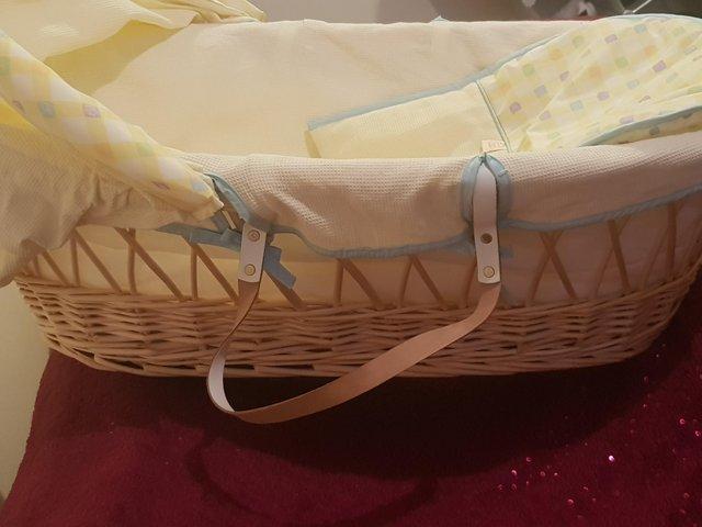 Image 2 of Moses basket