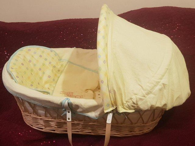 Image 3 of Moses basket