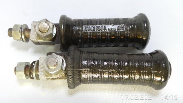 Image 2 of vintage motor bike parts