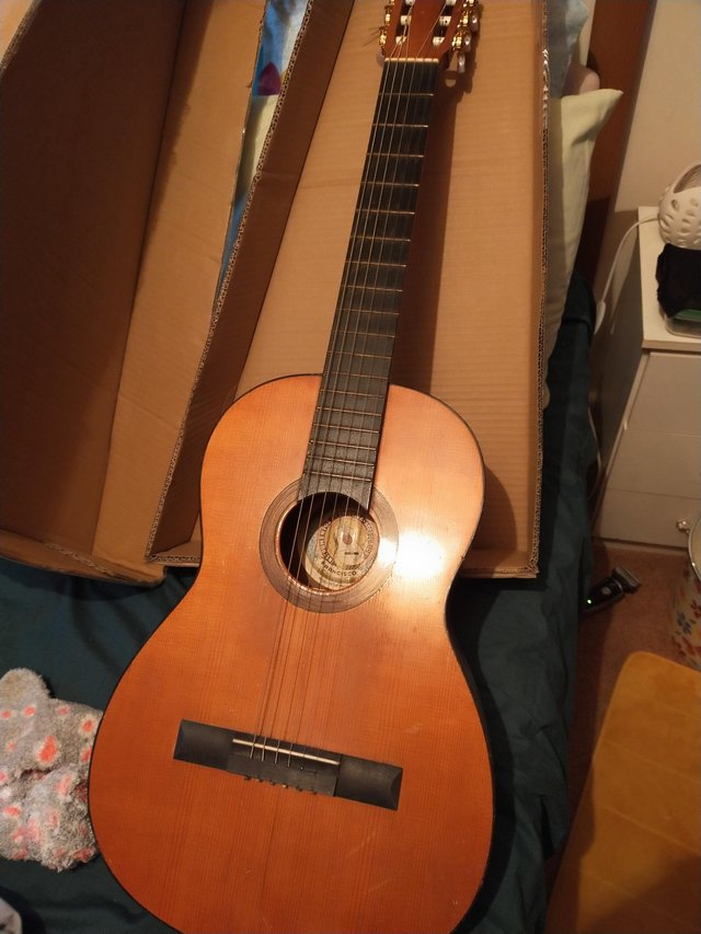 Image 2 of Good Condition Classic Acoustic Guitar