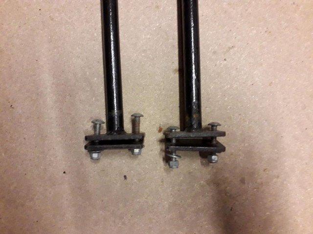 Image 2 of Kayak upright bars