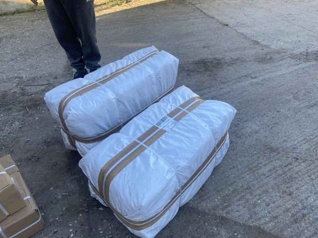 Image 2 of Barley straw bale in a bag FREE DELIVERY