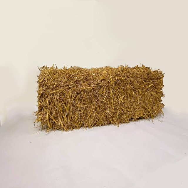 Preview of the first image of Barley straw bale in a bag FREE DELIVERY.