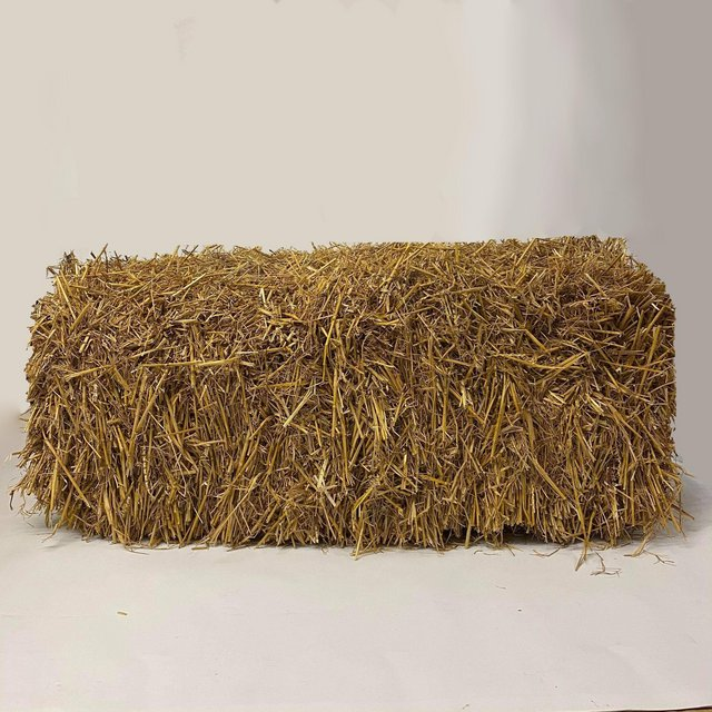 Image 5 of Barley straw bale in a bag FREE DELIVERY