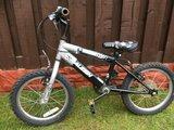 """Boys 16"""" bike striker can deliver - £15"""
