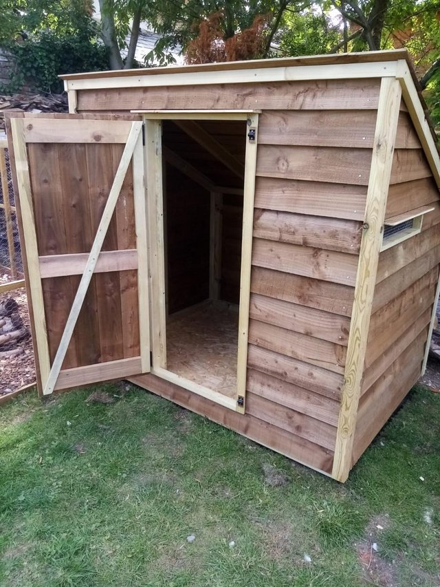 Preview of the first image of Duck / Chicken Coops Made To Order.