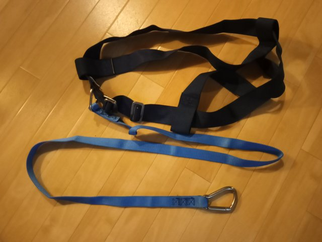 Preview of the first image of Sailing safety harness.