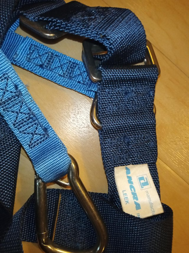 Image 3 of Sailing safety harness