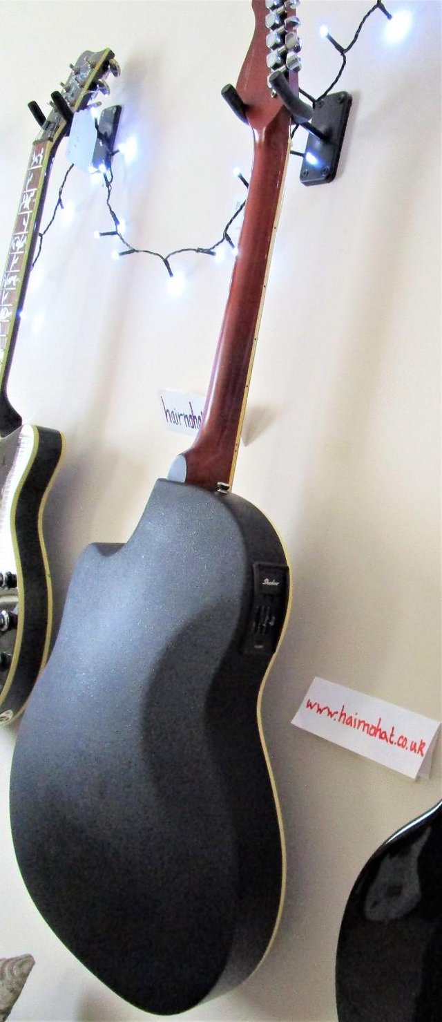 Image 13 of VINTAGE Synergy VR6 Elec-Acoustic Bowl / Roundback