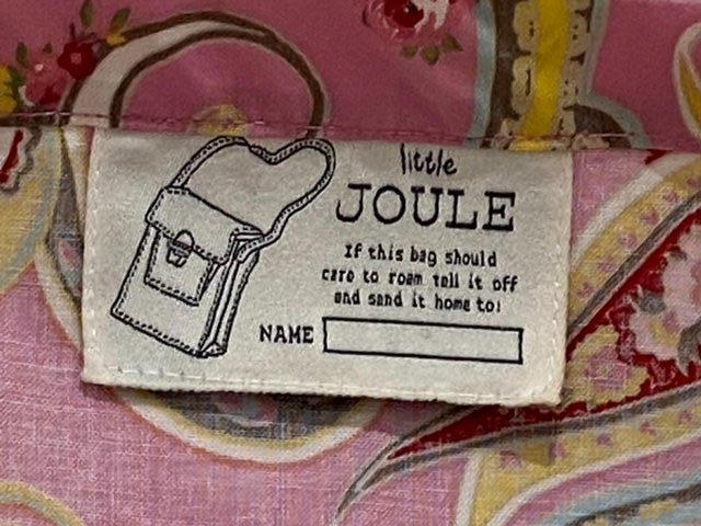 Image 4 of LITTLE JOULES BOOK BAG JUNIOR + PURSE MARKS AND SPENCER CAT