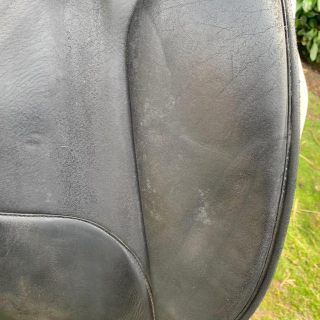Image 16 of Wintec Isabell Werth 17.5 inch dressage saddle