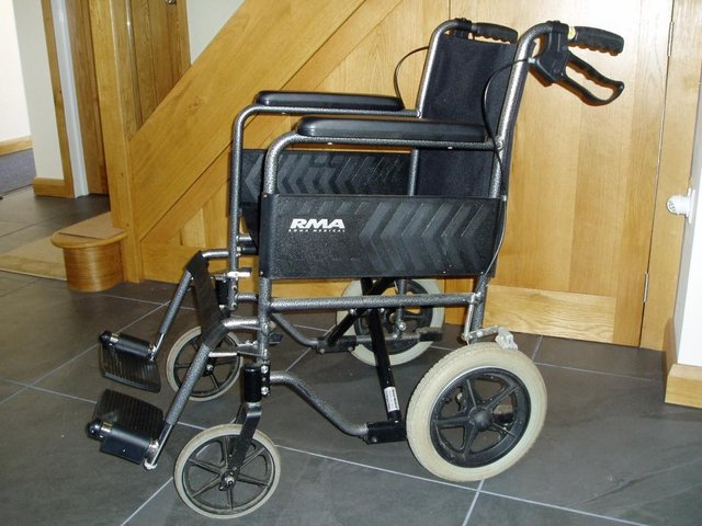Preview of the first image of Wheelchair / Mobility Chair- RMA ROMA.