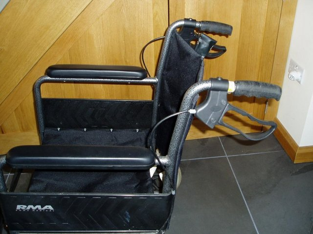 Image 2 of Wheelchair / Mobility Chair- RMA ROMA