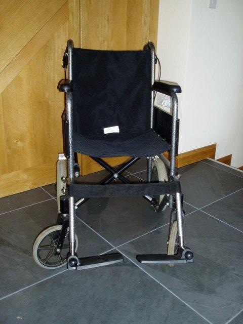 Image 3 of Wheelchair / Mobility Chair- RMA ROMA