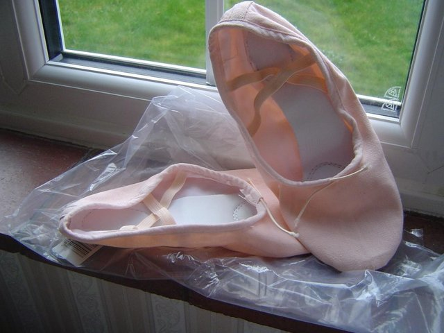 Image 3 of Ballet Shoes Light Pink Size 41