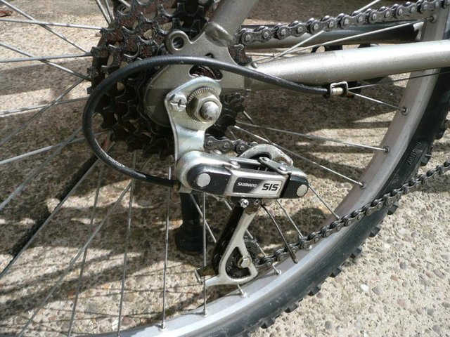 Preview of the first image of Raleigh Max Ogre-15 Bike..