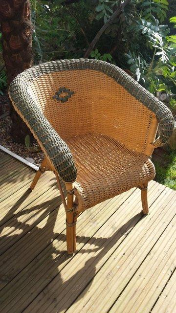 Image 8 of Vintage Style RATTAN CANE, conservatory, lounge or patio cha
