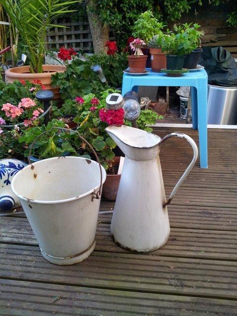 Image 5 of Original Jug & Bucket 'Old Dairy' Set