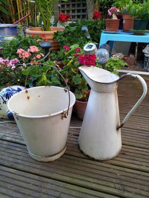 Image 7 of Original Jug & Bucket 'Old Dairy' Set