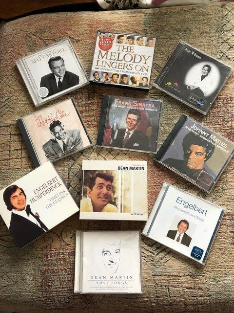 Preview of the first image of CDs Various Crooners.
