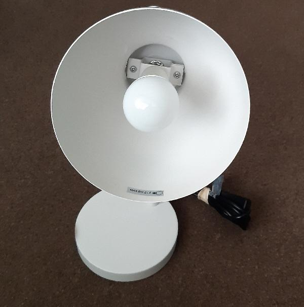 Image 2 of Nice Modern Cream Lamp