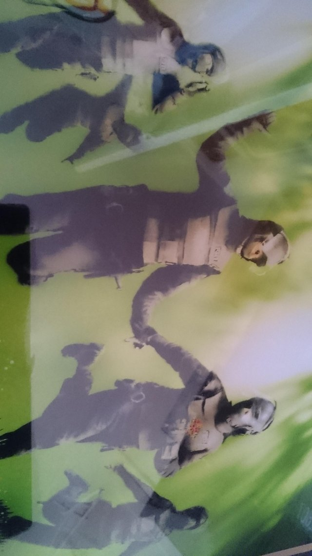 """Image 4 of Original """"banksy ' limited edition from hugh sun signed"""