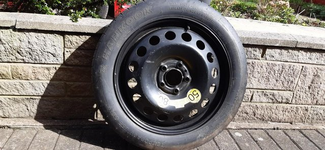 Image 2 of Space saver wheel and tyre