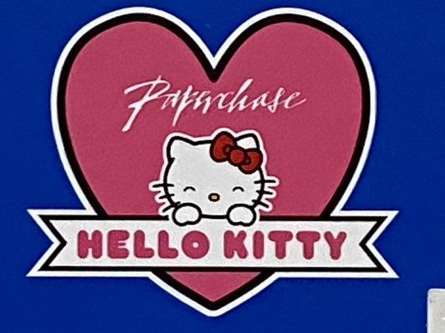 Image 9 of HELLO KITTY PAPERCHASE NOTEBK BN+ KITTEN INMITTEN SUCTIONCUP