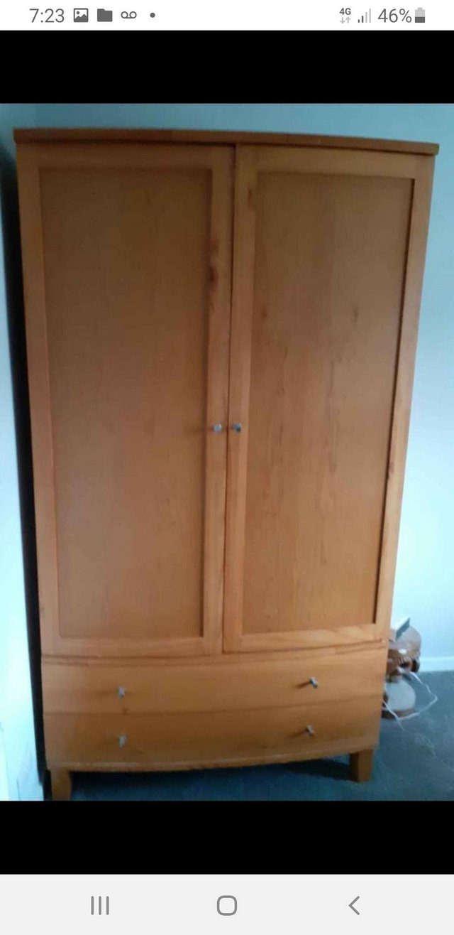 Preview of the first image of Large 2 doorwardrobe.