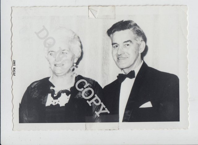 Image 2 of BP02 Original Private Photo Beatle George Harrison's Mother