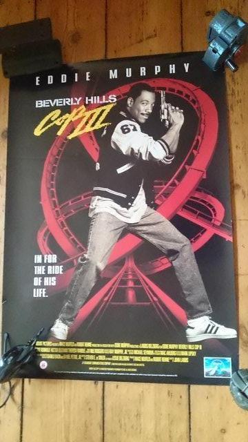 Image 2 of Black film poster vintage