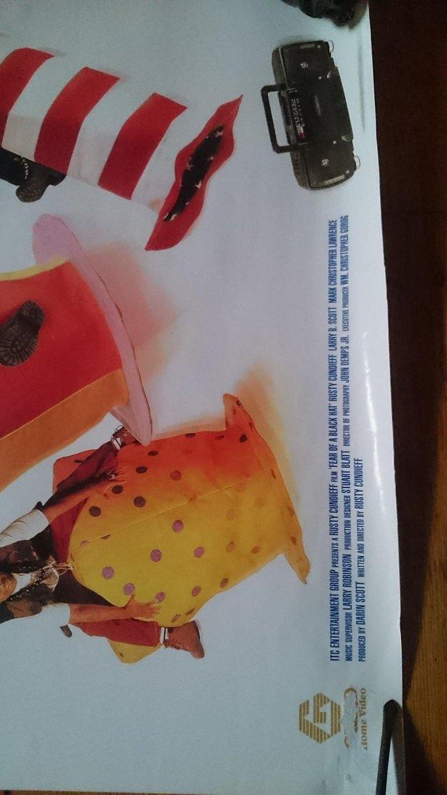 Image 5 of Black film poster vintage