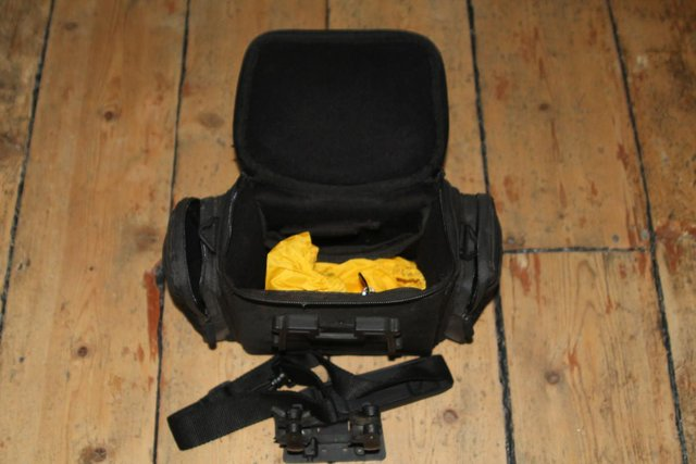 Preview of the first image of Bike Front Pannier as New.