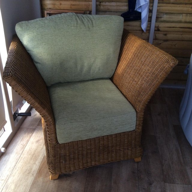 Image 2 of Wicker /cane furniture