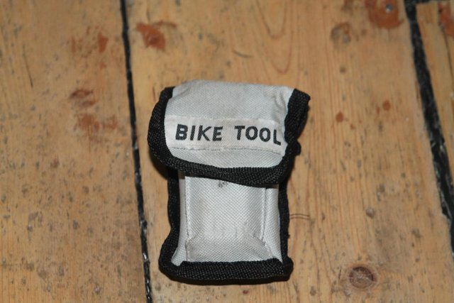 Preview of the first image of Bike Multi - Tool Kit and Pouch.