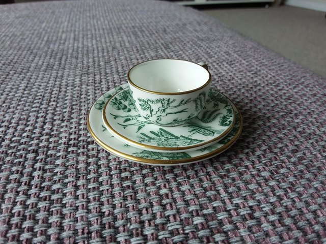 Preview of the first image of Coalport miniature china.