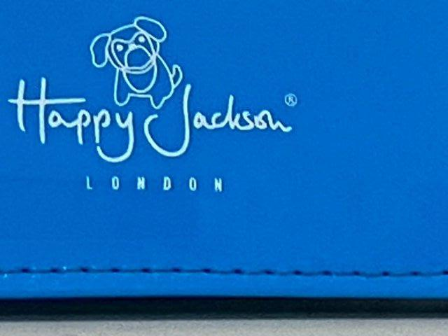 Image 6 of HAPPY JACKSON LONDON TRAVEL CARD HOLDER WITH TAG. BRAND-NEW.