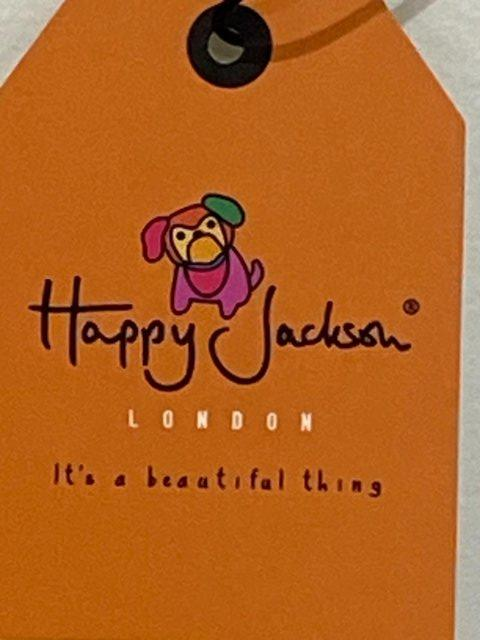 Image 8 of HAPPY JACKSON LONDON TRAVEL CARD HOLDER WITH TAG. BRAND-NEW.
