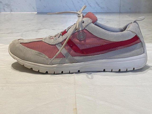 Preview of the first image of WOMENS ROCKPORT FAYETTE WASHABLE TRAINERS UK5/37.RRP£70.
