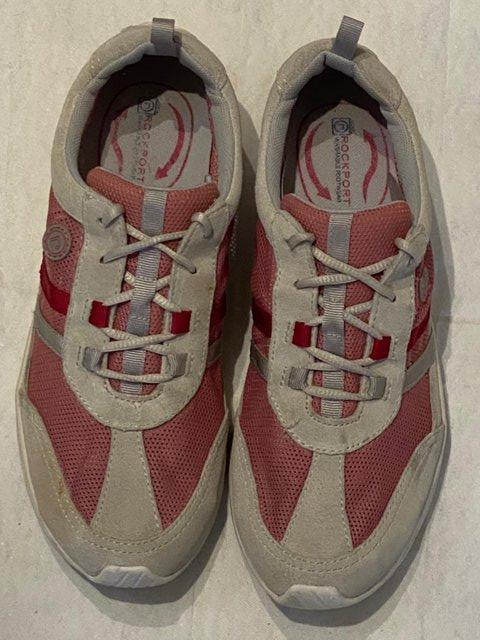 Image 3 of WOMENS ROCKPORT FAYETTE WASHABLE TRAINERS UK5/37.RRP£70