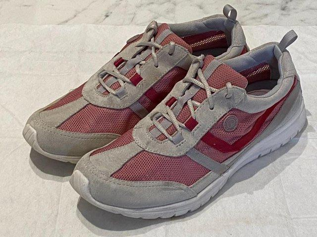 Image 5 of WOMENS ROCKPORT FAYETTE WASHABLE TRAINERS UK5/37.RRP£70